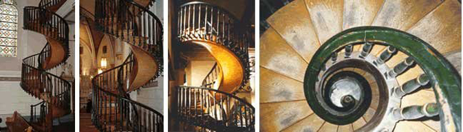 country music attitude escalier de santa fe. Black Bedroom Furniture Sets. Home Design Ideas
